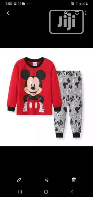 Mickey Mouse Pyjamas | Children's Clothing for sale in Abuja (FCT) State, Kado