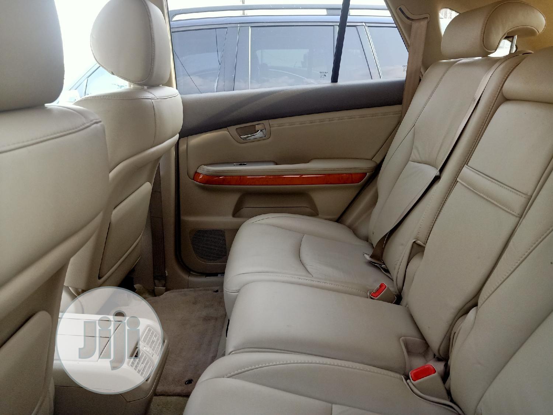 Archive: Lexus RX 2008 350