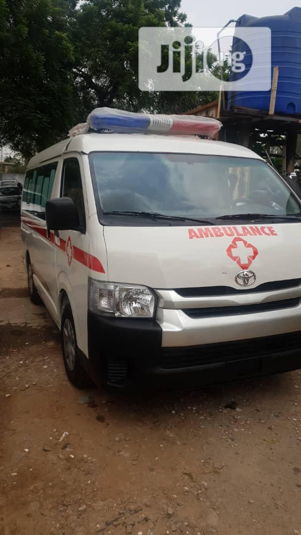 Toyota Hiace Bus for Ambulance    Buses & Microbuses for sale in Ikeja, Lagos State, Nigeria