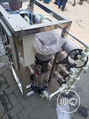 Reverse Osmosis Machine 4 Membrane   Manufacturing Equipment for sale in Lagos State, Orile