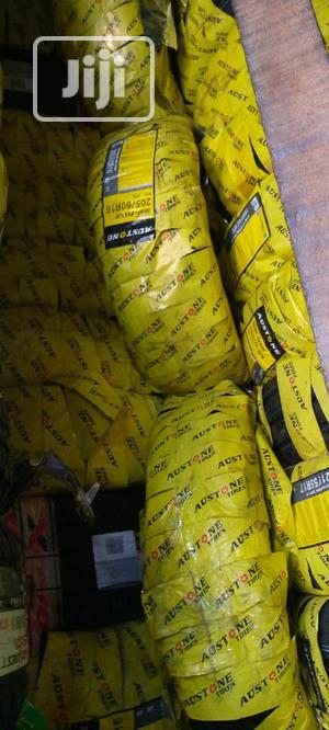 Austone Lanvigator Roadx Dunlop | Vehicle Parts & Accessories for sale in Lagos State, Lagos Island (Eko)