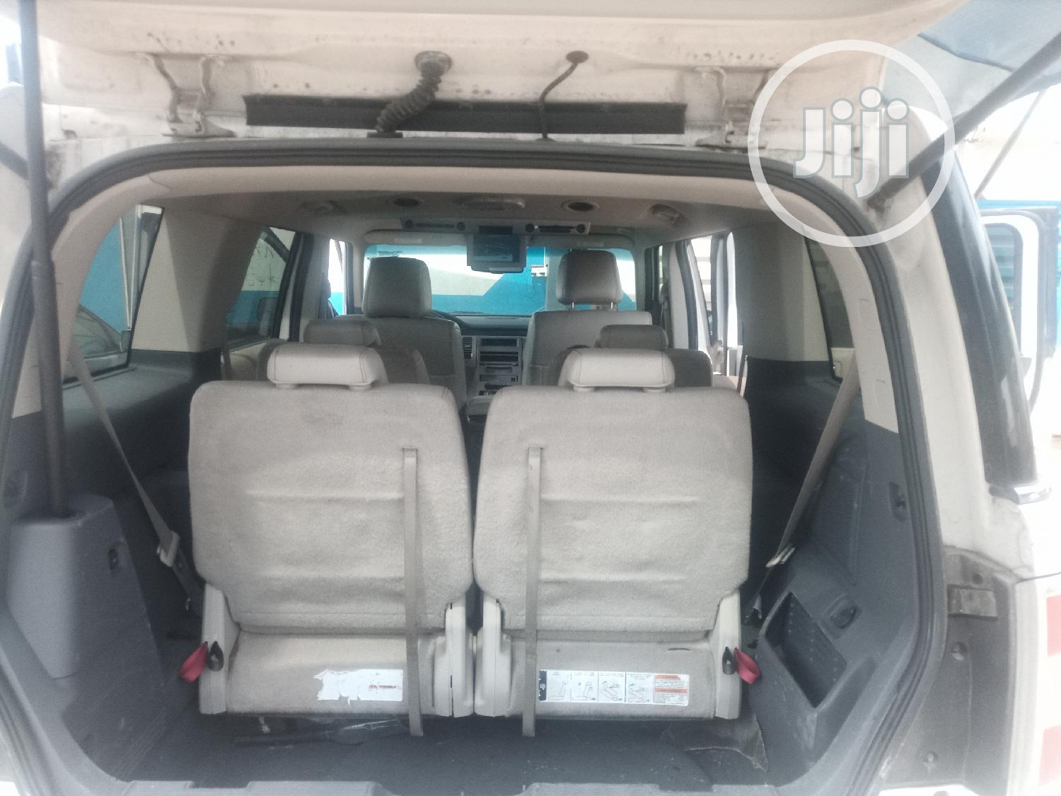 Ford Flex 2010 Limited White | Cars for sale in Ikorodu, Lagos State, Nigeria