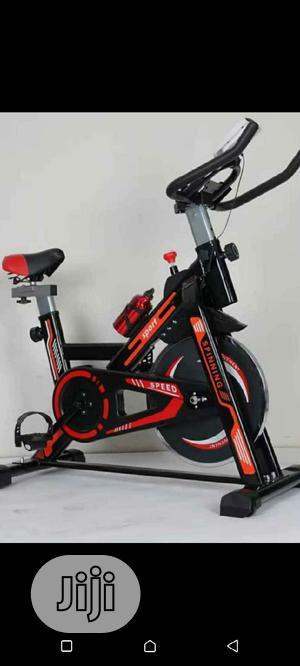 Complete Back Streacher Spinning Bike | Sports Equipment for sale in Lagos State, Alimosho