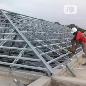 Roofing Material/Concrete Stamped Floor   Building & Trades Services for sale in Abuja (FCT) State, Durumi