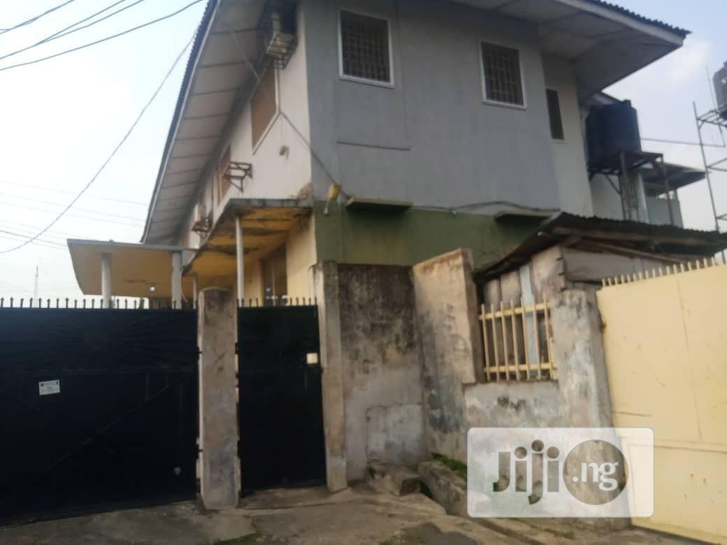 Archive: A Block of 2 Units of 2 Bedroom Flat With 3 Rooms Bq