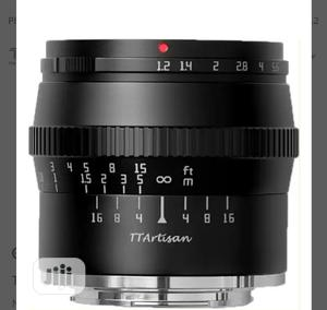 TT Artisan 50mm F1.2 for Sony E Mount   Accessories & Supplies for Electronics for sale in Lagos State, Ikeja