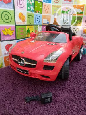 Quality Uk Used Licensed Mercedes Benz Ride on Sports Car | Toys for sale in Lagos State, Surulere