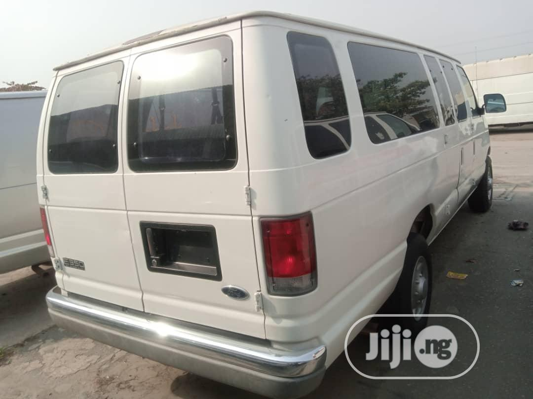 Ford Ecoline 2008 White | Buses & Microbuses for sale in Apapa, Lagos State, Nigeria