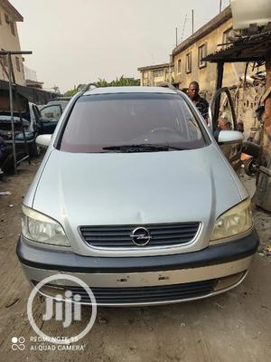 Opel Zafira 2005 1.8 Automatic Silver   Cars for sale in Lagos State, Surulere