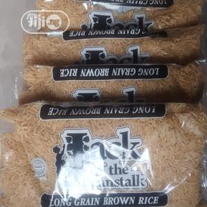 Our Organic Pure Brown Rice   Meals & Drinks for sale in Lagos State, Surulere