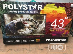 """Polystar 43"""" Inches Hd Led Tv 