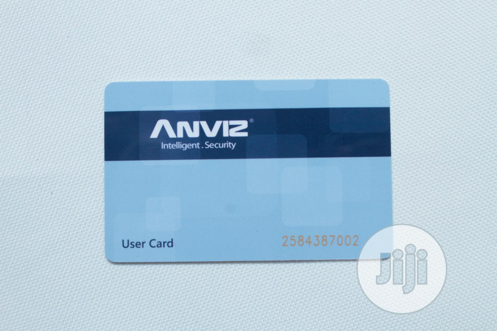 Anviz Access Control Fingerprint