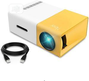 Yg300 USB HDMI AV SD Mini Portable HD LED LC | TV & DVD Equipment for sale in Lagos State, Ikeja