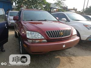 Lexus RX 2003 Red | Cars for sale in Lagos State, Apapa