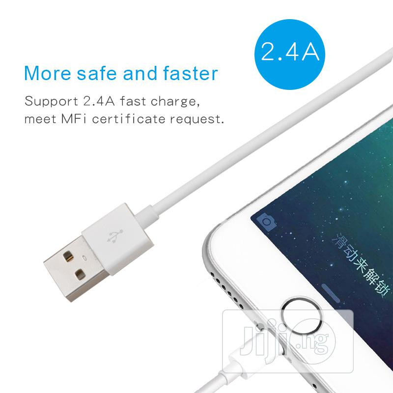 Archive: Lightning Cable IOS Phone Charger Data Cable 2.4A