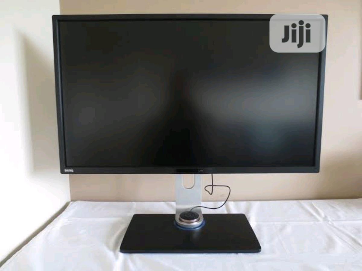 Benq 4k Monitor | Computer Monitors for sale in Ikeja, Lagos State, Nigeria