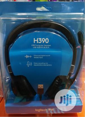 Logitech H390 Headset | Headphones for sale in Lagos State, Lagos Island (Eko)
