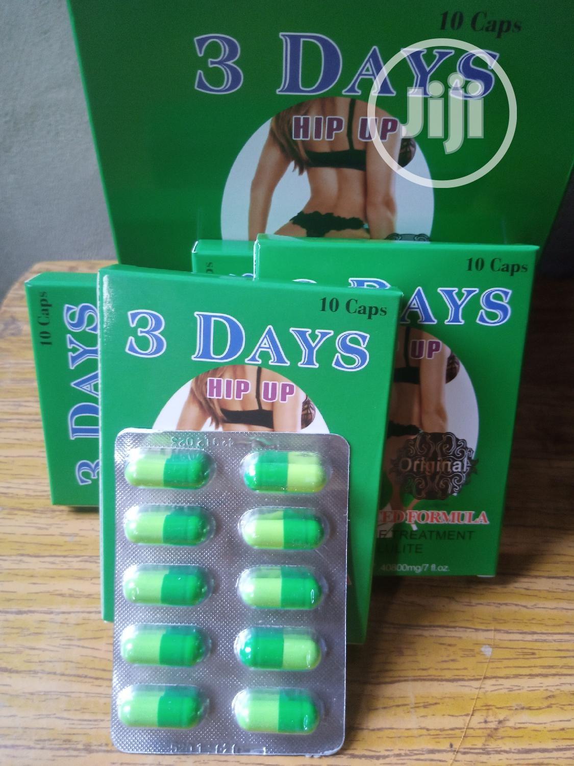 3 Days Hip Up CAPSULES (New Improved)