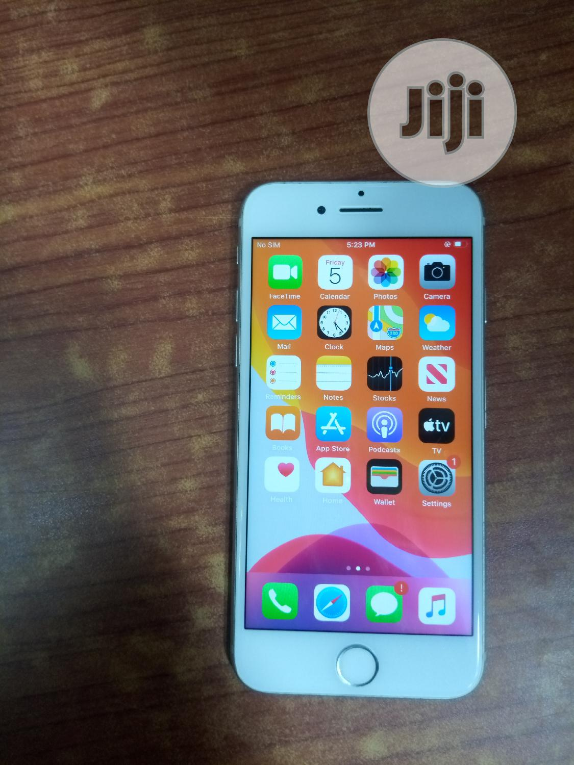 Apple iPhone 7 32 GB White | Mobile Phones for sale in Ikeja, Lagos State, Nigeria
