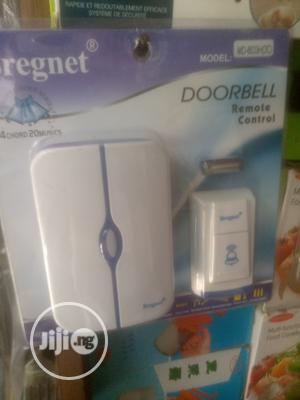 Wireless Doorbell Alarm Door Bell + Ringer + Receiver | Home Appliances for sale in Lagos State, Lagos Island (Eko)
