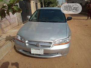 Honda Accord 2000 Silver | Cars for sale in Abuja (FCT) State, Wuse