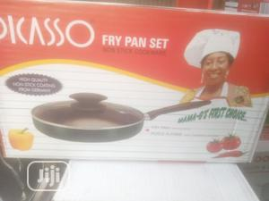 Non Stick Fry Pan With Lid | Kitchen & Dining for sale in Lagos State, Lagos Island (Eko)