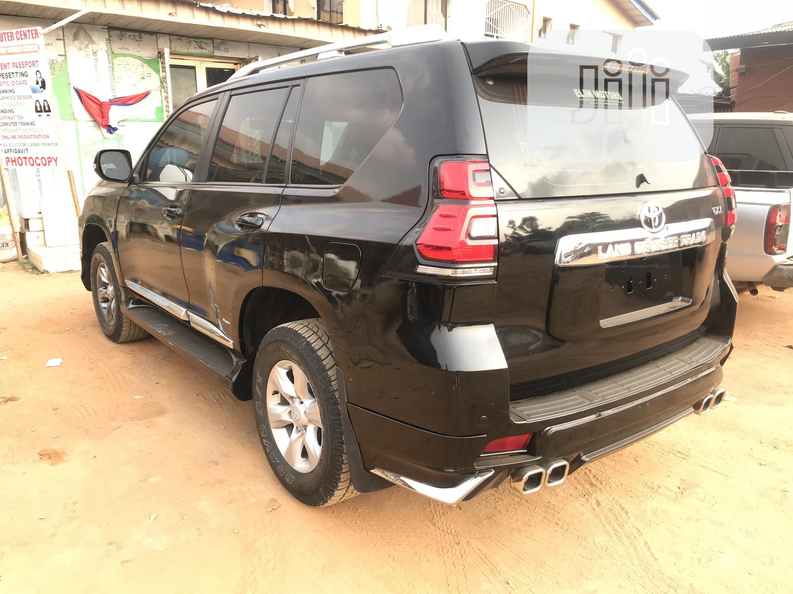 Toyota Land Cruiser Prado 2012 VX Black | Cars for sale in Ikeja, Lagos State, Nigeria