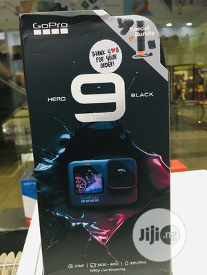 Gopro HERO9 Black | Photo & Video Cameras for sale in Lagos State, Ikeja