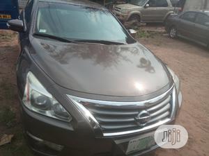 Nissan Altima 2015 Black | Cars for sale in Lagos State, Ifako-Ijaiye
