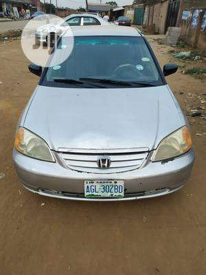 Honda Civic 2002 Silver | Cars for sale in Lagos State, Alimosho