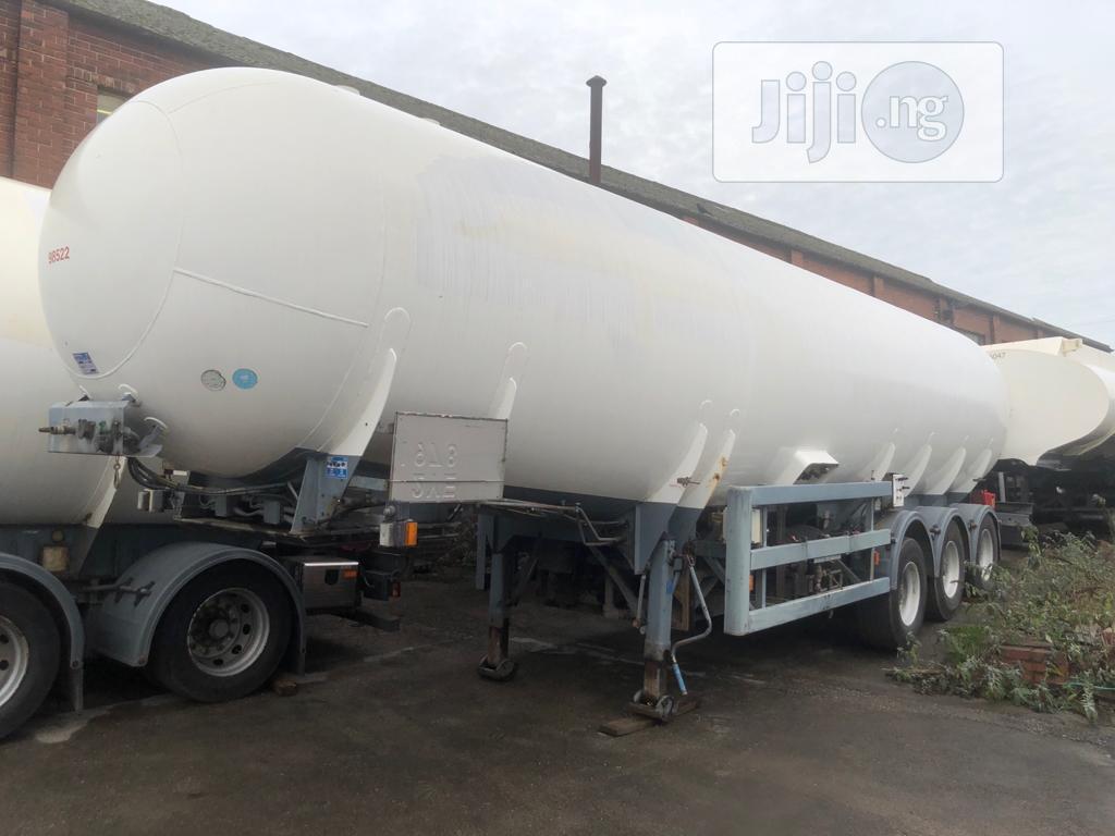 Lpg Mobile Gas Tank 24 Tons 2004