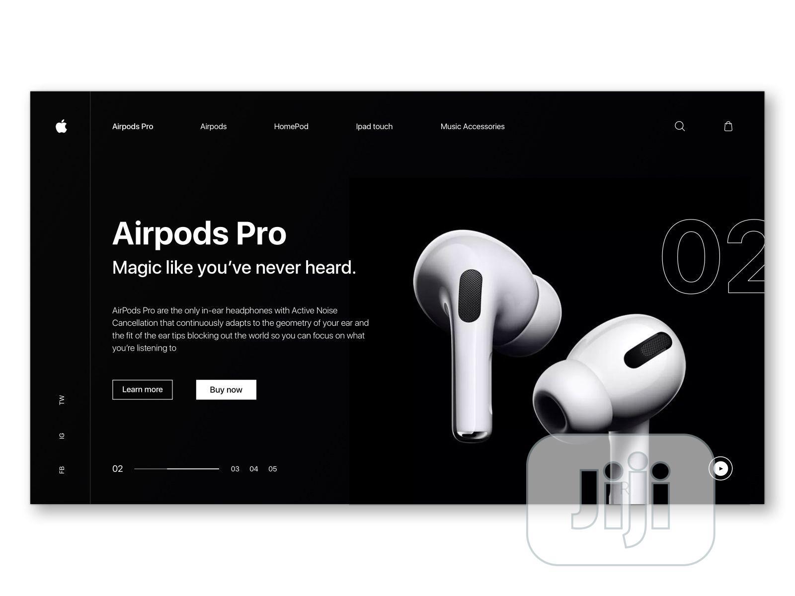 Archive: Airpod Pro