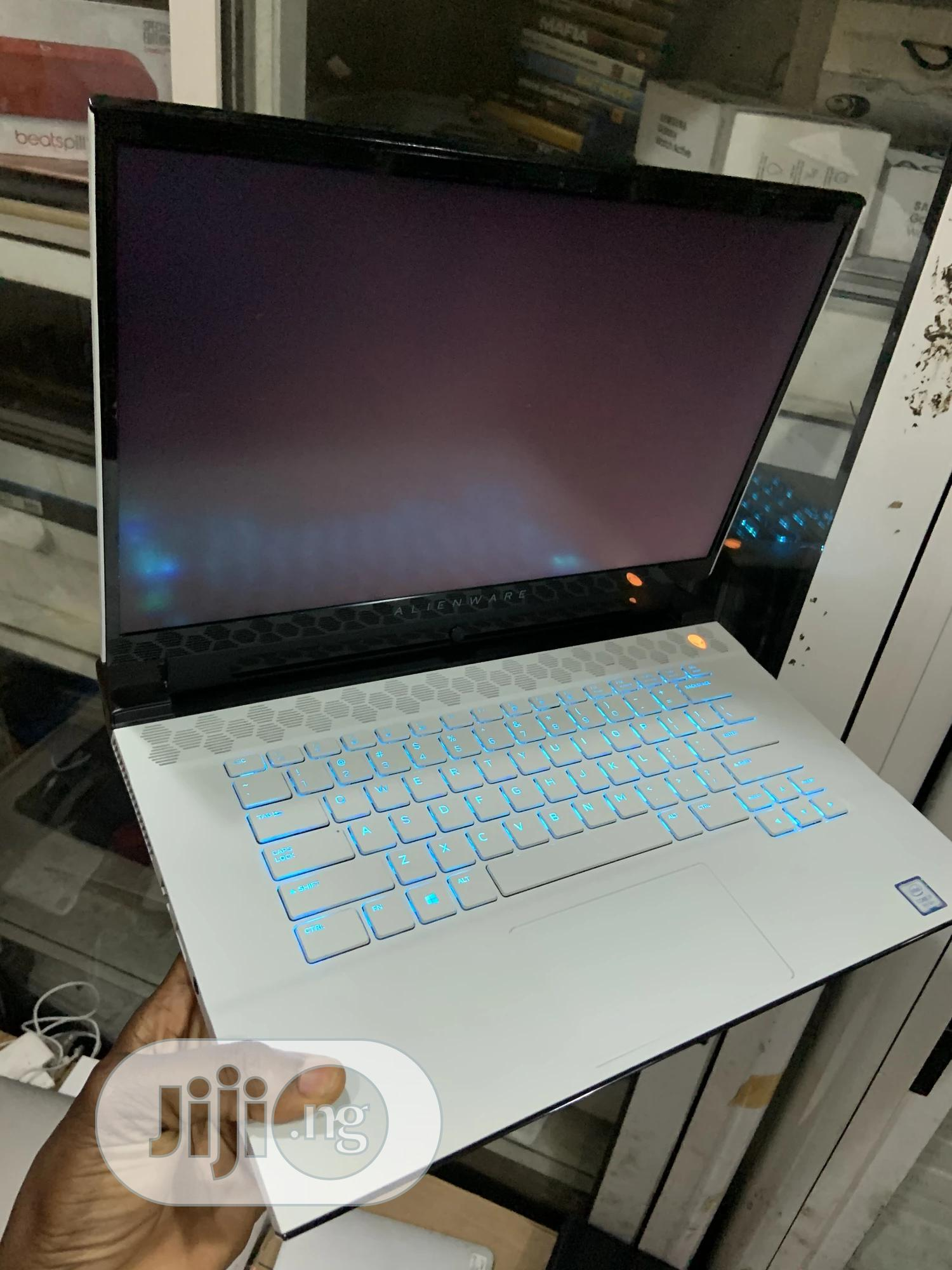Laptop Dell Alienware M15X R2 16GB Intel Core I7 SSD 512GB   Laptops & Computers for sale in Ikeja, Lagos State, Nigeria