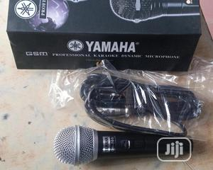 Sony and Yamaha Wired Microphone | Audio & Music Equipment for sale in Lagos State, Mushin