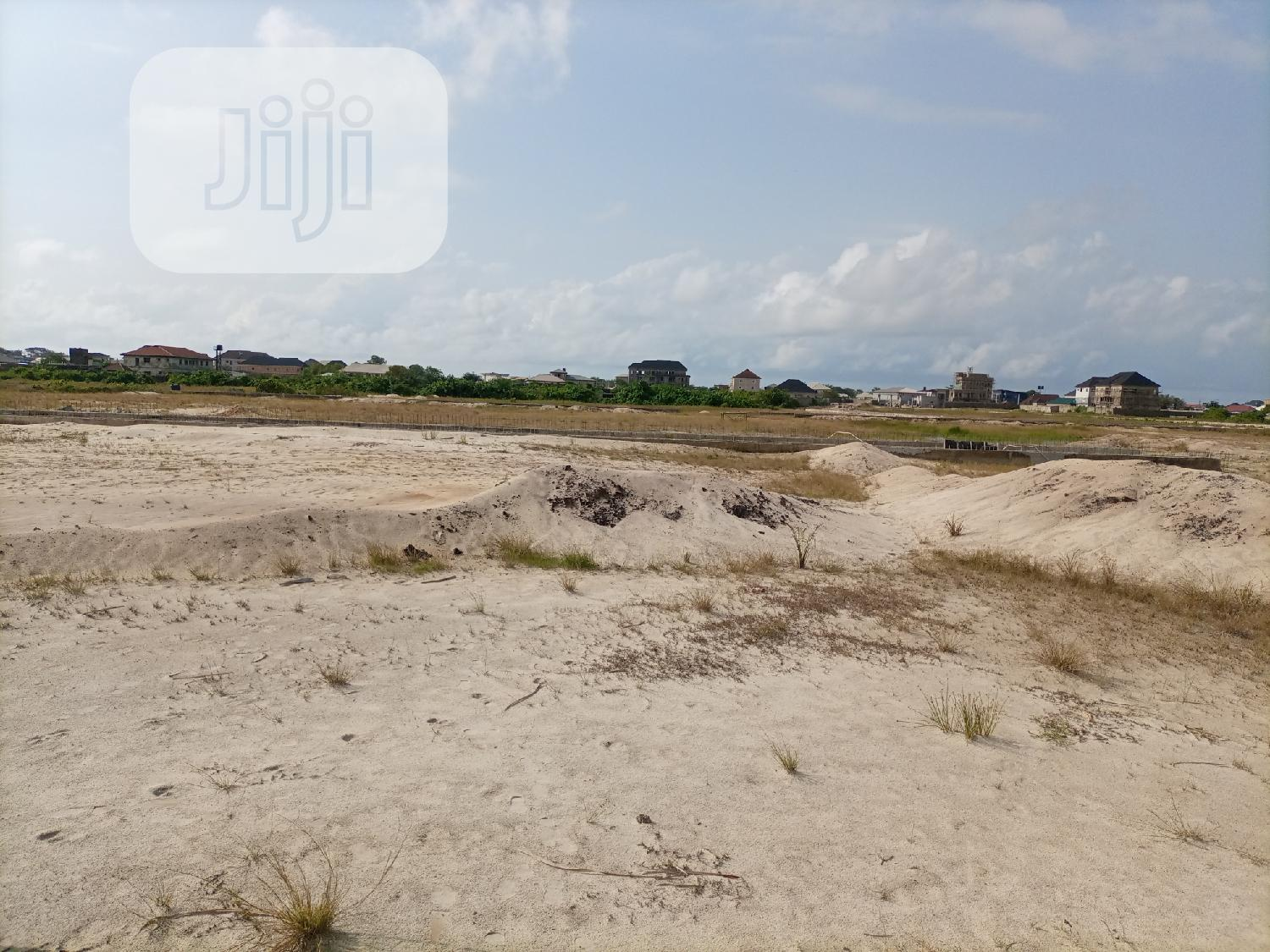 An Affordable Buy and Build Dry Land at Lafiaji Orchid Road