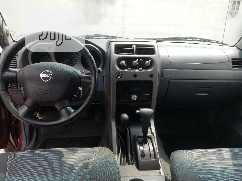 Archive: Nissan Xterra 2002 SE 4x4 Brown