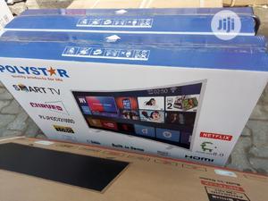 "Polystar 43""""Curved Smart Tv =Pv-jp43cv2100bd | TV & DVD Equipment for sale in Lagos State, Ojo"