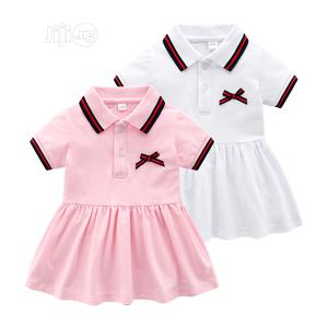 Gucci Inspired Baby Girl Dress | Children's Clothing for sale in Lagos State, Lekki
