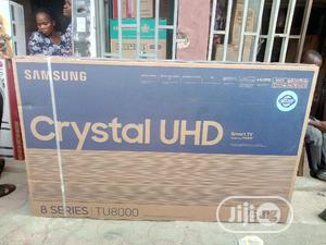 """75"""" Samsung LED Smart TV 4k Series 8   TV & DVD Equipment for sale in Lagos State, Ojo"""