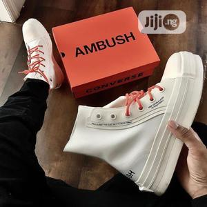 High Quality Designer Ambush Canvas   Shoes for sale in Lagos State, Gbagada