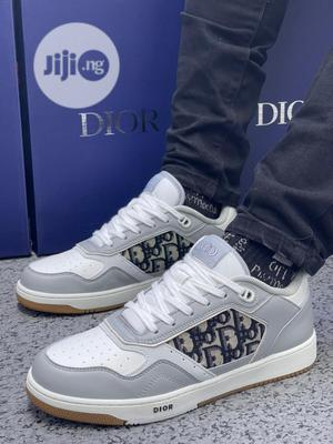 High Quality Christian Dior Canvas   Shoes for sale in Lagos State, Gbagada
