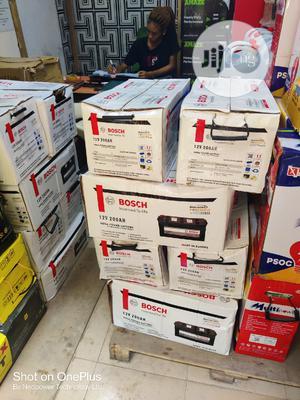 Bosch 200ah Battery | Solar Energy for sale in Lagos State, Ojo