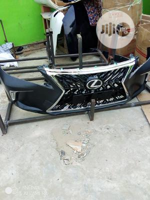 Bumber for Rx350 2010 to 2018 Complete Upgrading   Vehicle Parts & Accessories for sale in Lagos State, Mushin