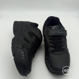 Clark Black School Shoe | Children's Shoes for sale in Lagos State, Lagos Island (Eko)