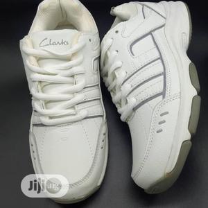 White Clark Sneaker | Children's Shoes for sale in Lagos State, Lagos Island (Eko)