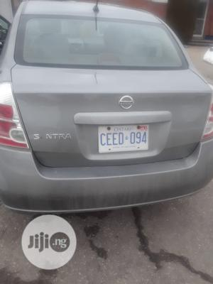 Nissan Sentra 2008 Gray   Cars for sale in Lagos State, Abule Egba