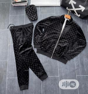 Original Gucci Up and Down Tracksuit   Clothing for sale in Lagos State, Surulere