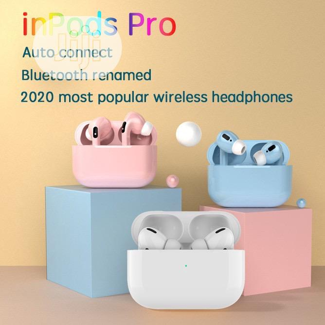 Apple Inpod Pro | Headphones for sale in Ikeja, Lagos State, Nigeria