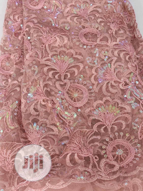 Quality Dubai Lace Fabrics   Clothing for sale in Lagos Island (Eko), Lagos State, Nigeria