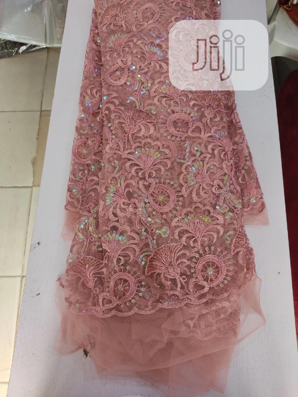 Quality Dubai Lace Fabrics | Clothing for sale in Lagos Island (Eko), Lagos State, Nigeria